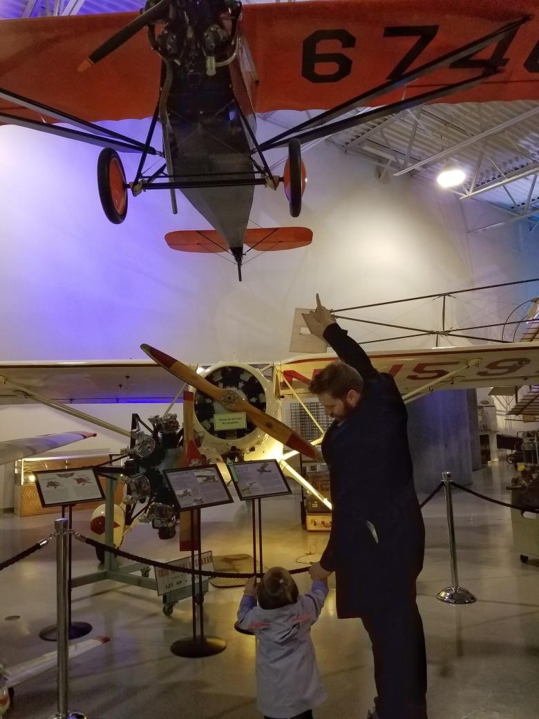 Hiller Aviation Museum in San Carlos