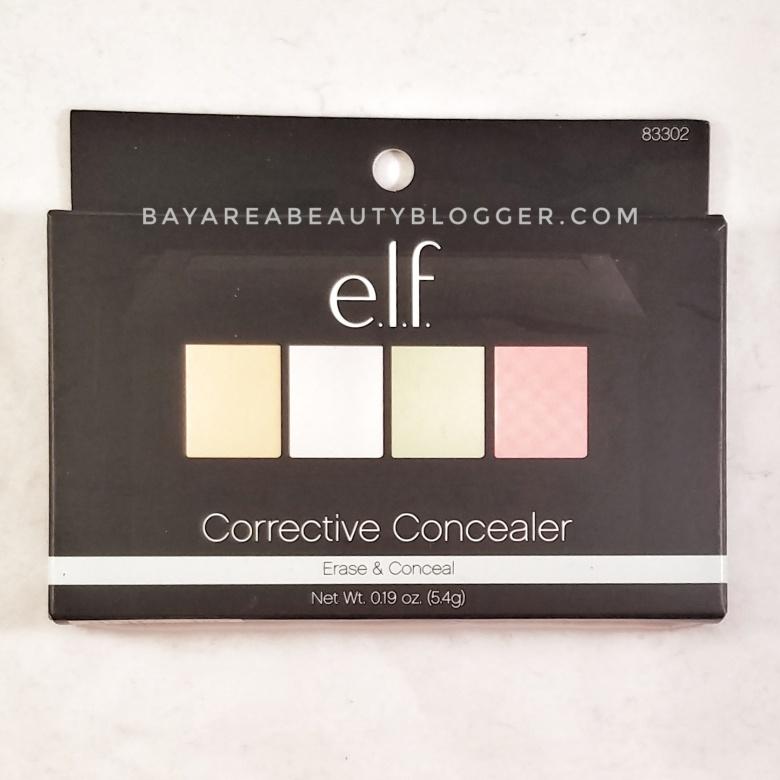 elf Corrective Concealer Erase and Conceal