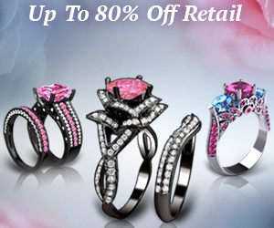 Up to 80% Off Retail Jewelry on TopHatter.com