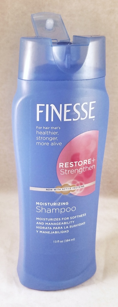 Finesse Restore and Strengthen Shampoo Review
