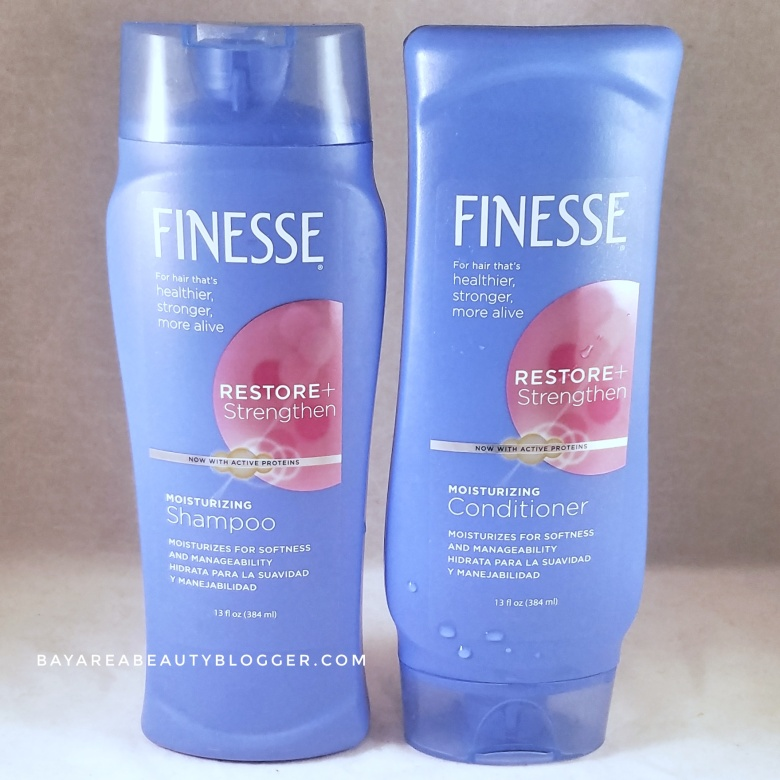 Finesse Restore and Strengthen Shampoo and Conditioner Reviews