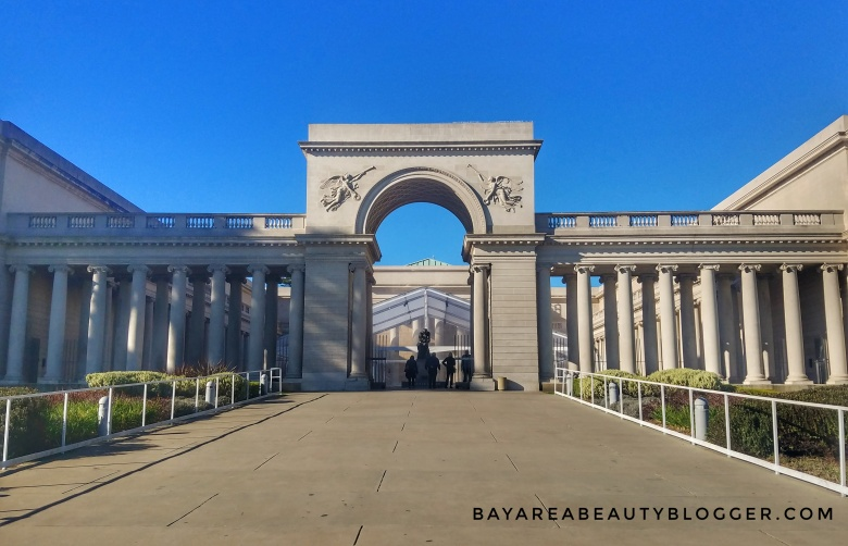 The Legion of Honor in San Francisco