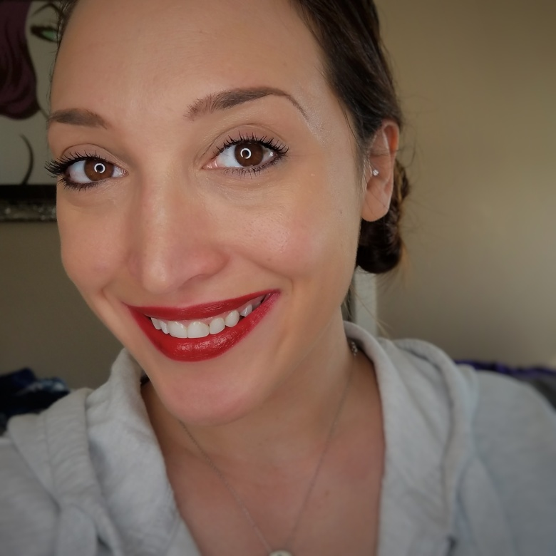 Full Face of Makeup with Five Products