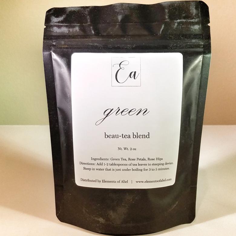 Elements of Aliel Green Beau-Tea Blend