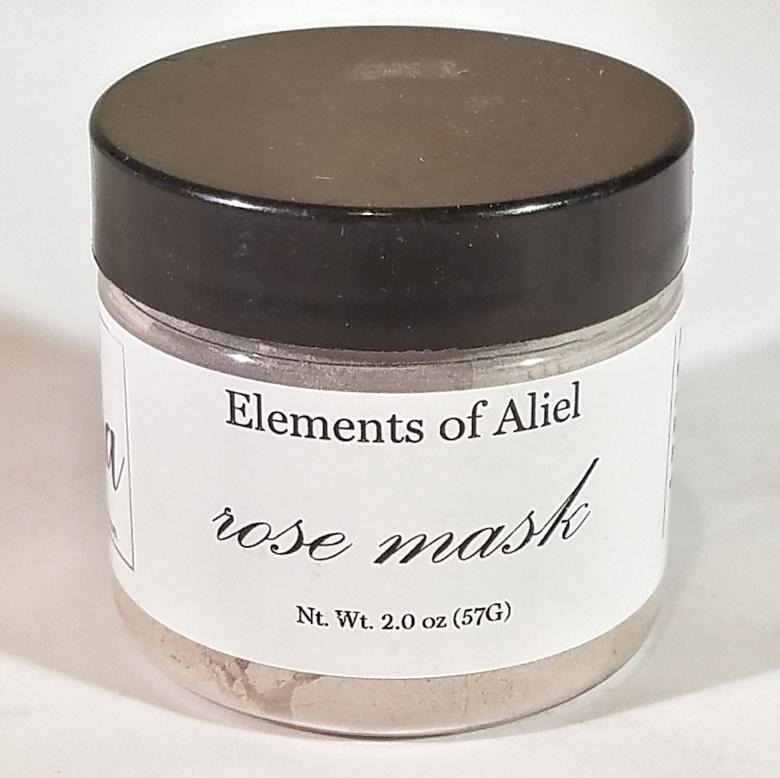Elements of Aliel Rose Mask