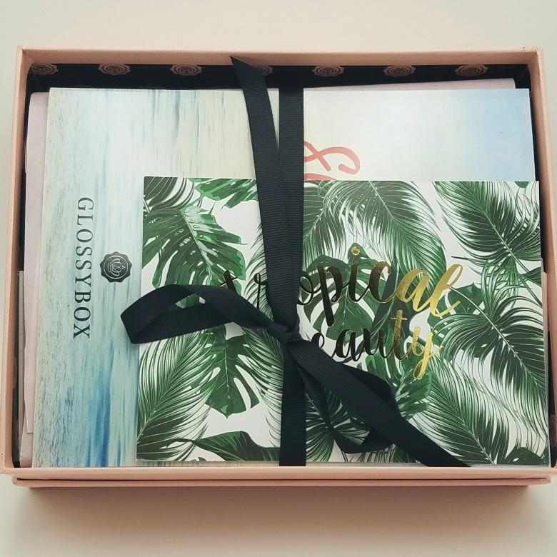 GlossyBox Summer Beauty Box