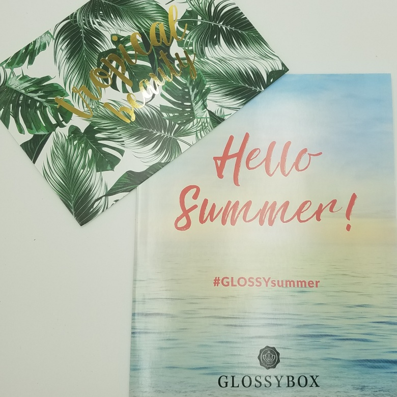 GlossyBox June 2017 Unboxing