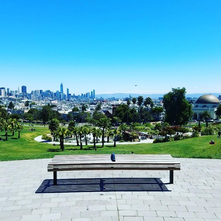 Mission Dolores Park View