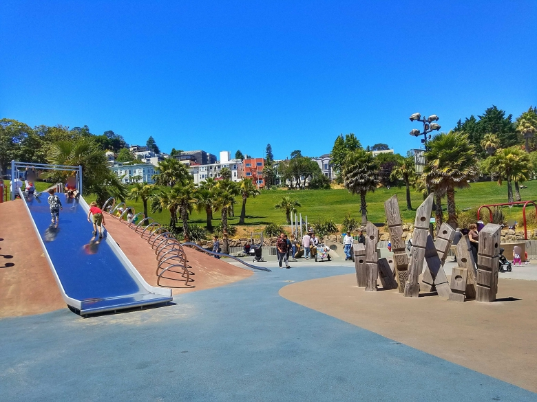 Dolores Park Playground